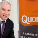 Quorn boss