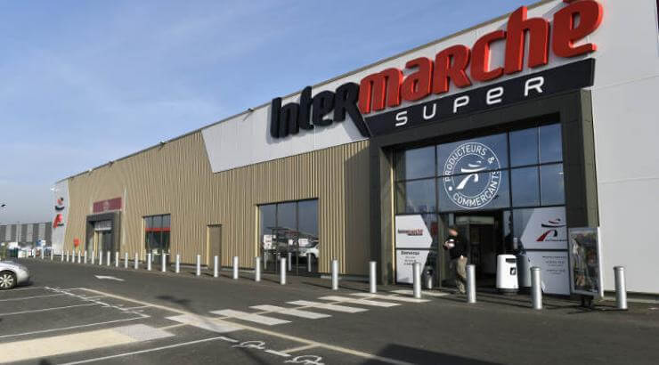 Intermarché starts redesigning its 1,826 stores - Green ...