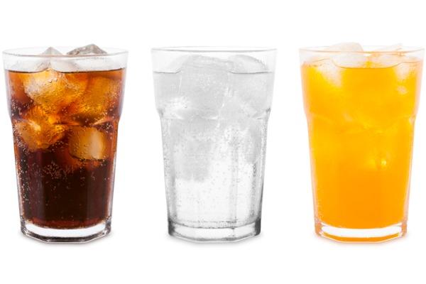 avoid soft drinks in the morning